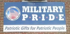 milietary pride
