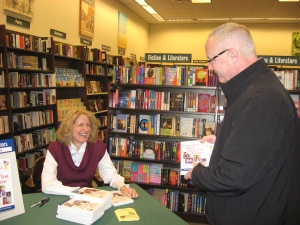 barnes noble signing