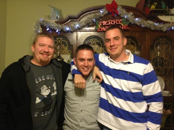 Andrew, Timmy, Bradley