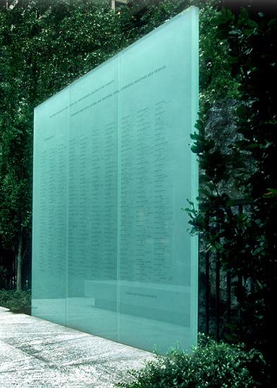 Marsh memorial