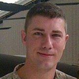 Sergeant First Class Cameron Corder